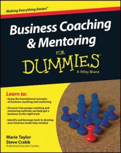 Business Coaching & Mentoring for Dummies by Steve Crabb
